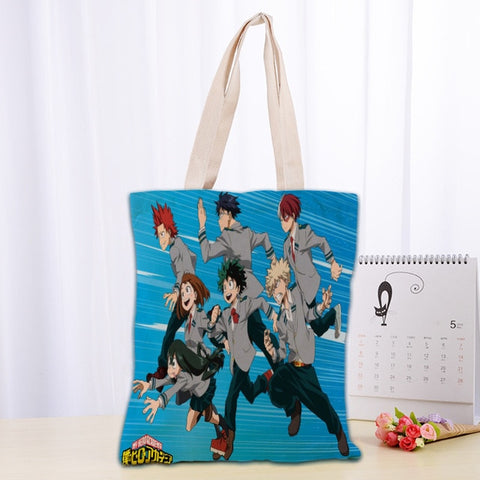 Tote Bag My Hero Academia seconde à Yuei