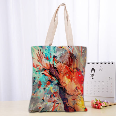 Tote Bag My Hero Academia Shoto Todoroki