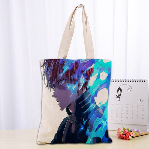 Tote Bag My Hero Academia Shoto glace