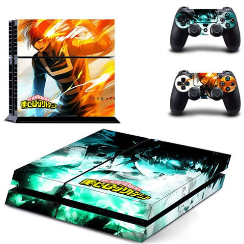 Stickers My Hero Academia PS4 Shoto Todoroki