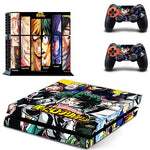 Stickers My Hero Academia PS4 Championnat  Yuei