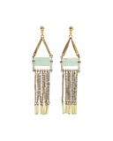 Kula Earrings in Bamboo