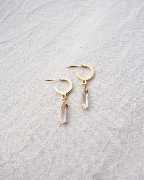 Crystalline Earrings