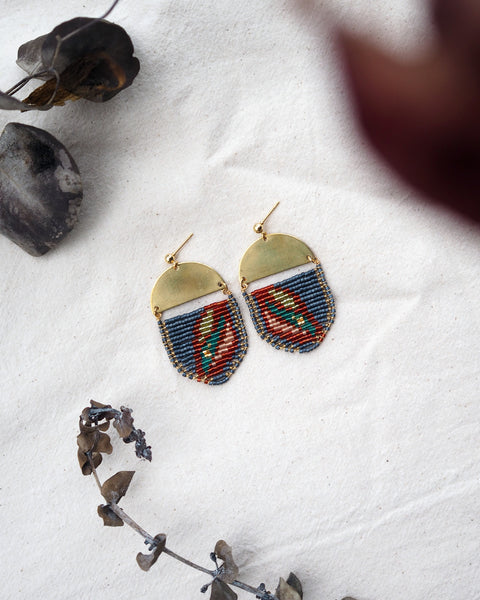 Galia Earrings, Mayura