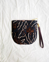 Bethari Wristlet + Palm Hoops Set