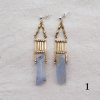 Lavender Petite! Earrings