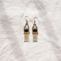 Kula Petite! Earrings (Pyrite)