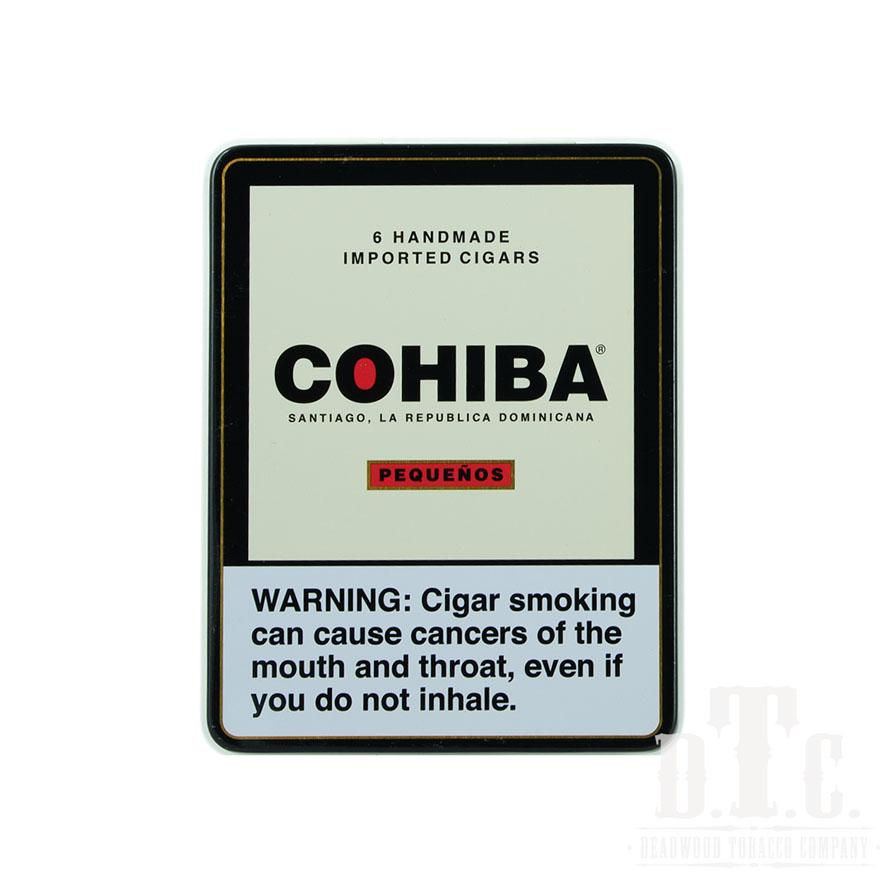 Cohiba Pequenos Single Cigar