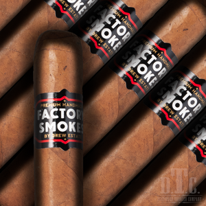 Factory Smokes Sweet Robusto