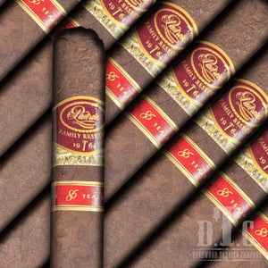 Family Reserve 85th year Cigar