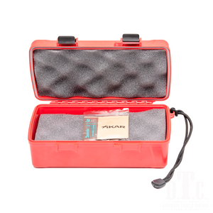 Travel Humidor (Red)