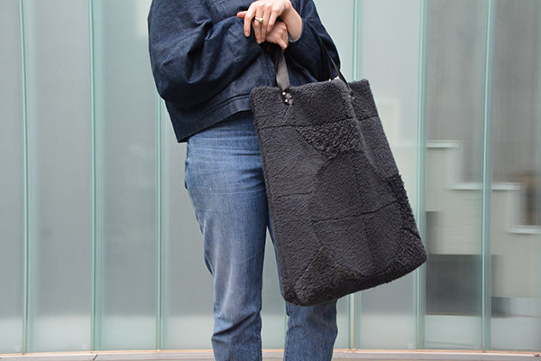 Genoa Tote Sewing Pattern.