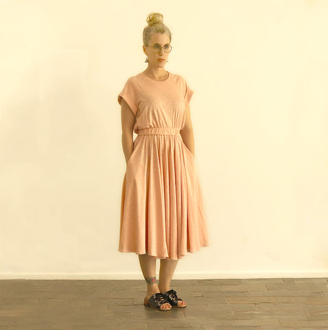 Aeolian Aura Dress 103 - Free - PDF Instructions only