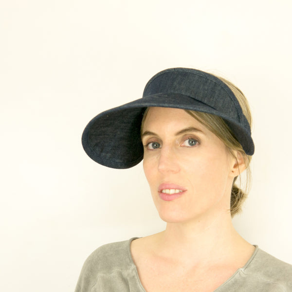 Hat, Lucent Visor, sewing pattern, millinery, Pattern Fantastique