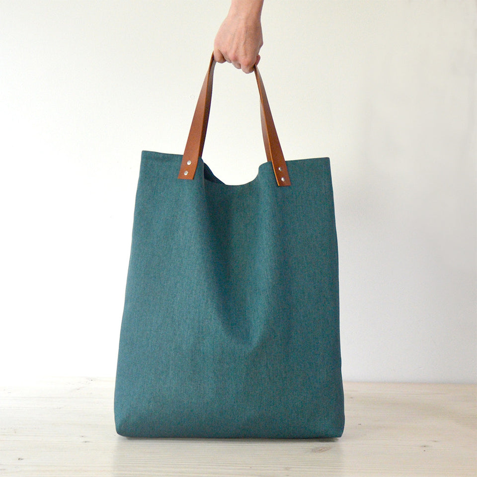 Genoa Tote Sewing Pattern