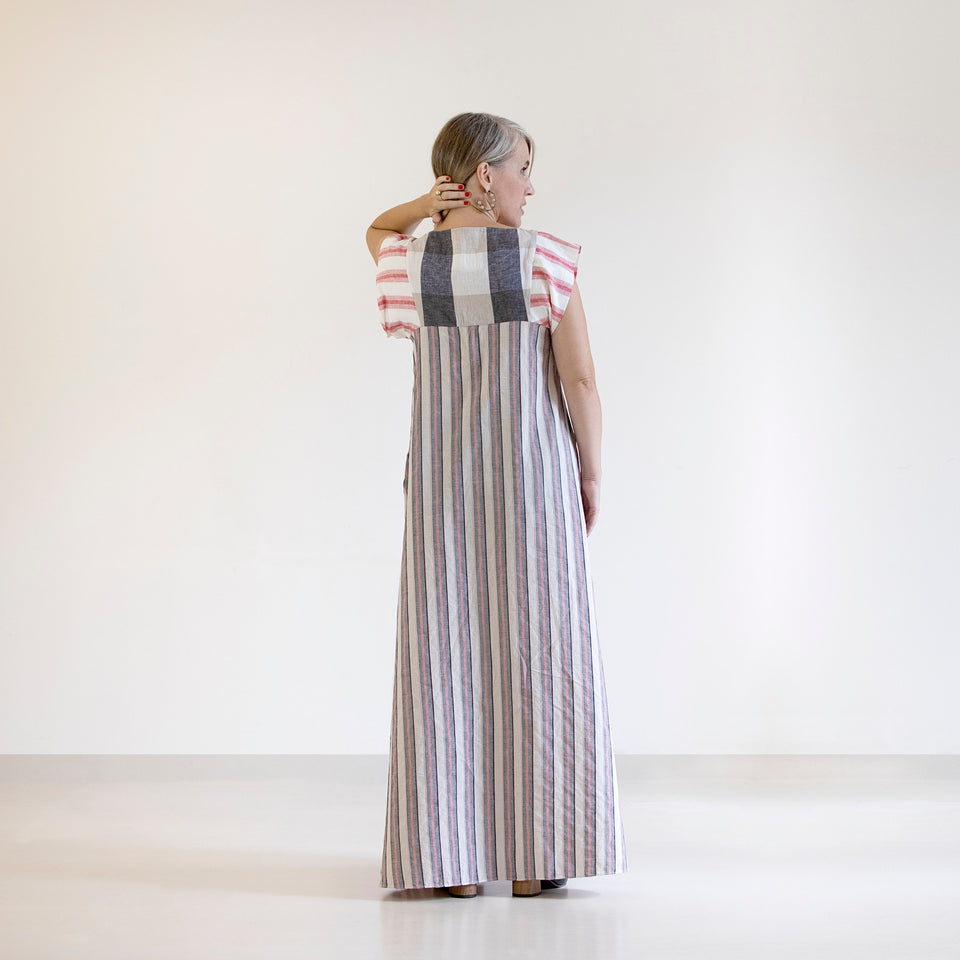 Celestial Maxi Dress (PDF Digital Pattern)