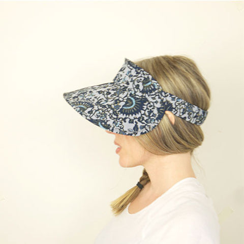 Lucent Visor Printed Pattern