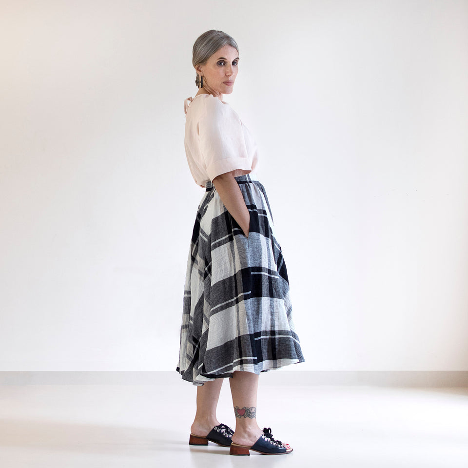 Aura Skirt (PDF Digital Pattern)