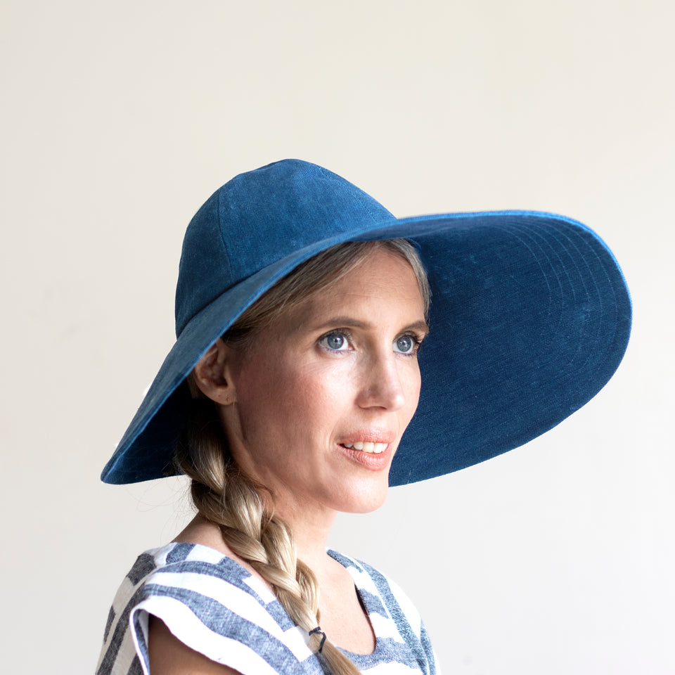 Sulis Hat Sewing Pattern, PDF, Hardcopy, Pattern Fantastique