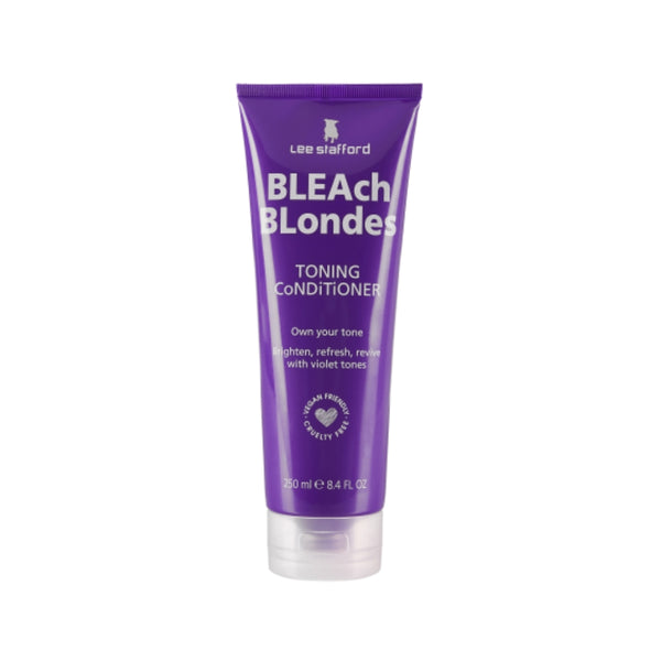Bleach Blondes Toning Conditioner 250ml Lee Stafford
