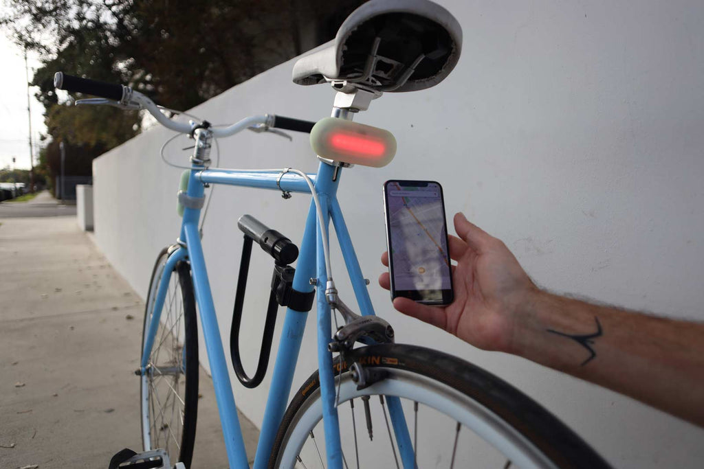WITH THE LUMENUS IOLIGHT, BIKE LIGHTS ARE JUST GETTING SMARTER
