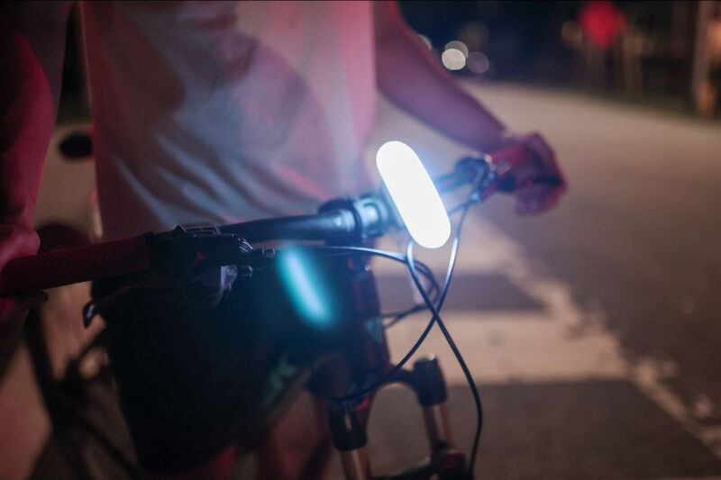 The ioLIGHT Was Designed with Urban Commuters in Mind