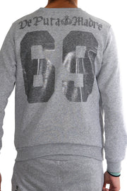 "Mann Sweatshirt ""69 Basis"""
