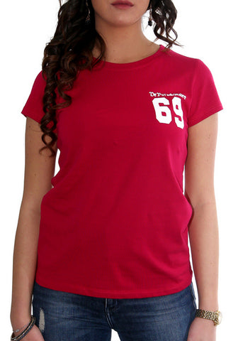 "Kvinna T-shirt ""69 The Basic"""