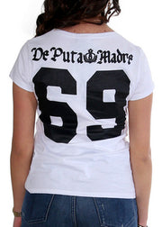 "Woman T-Shirt ""69 The Basic"""