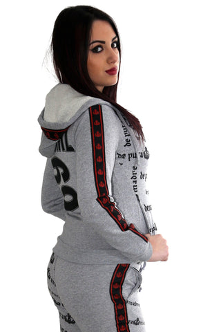 "Woman Hoodie ""Sex Girl"" - De Puta Madre 69 Official Online Store - De Puta Madre Sport"