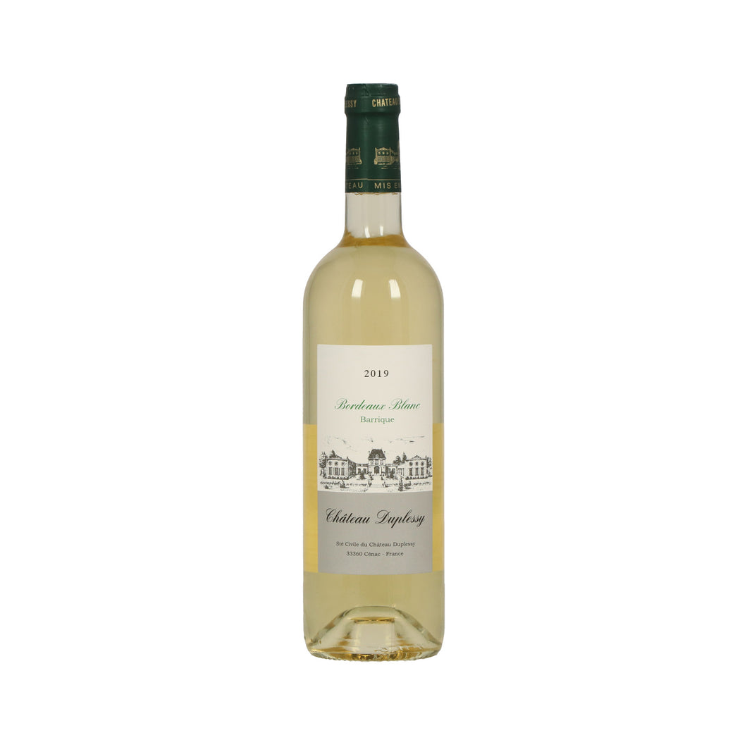 White wine Barrique 2019 - 6 bottles