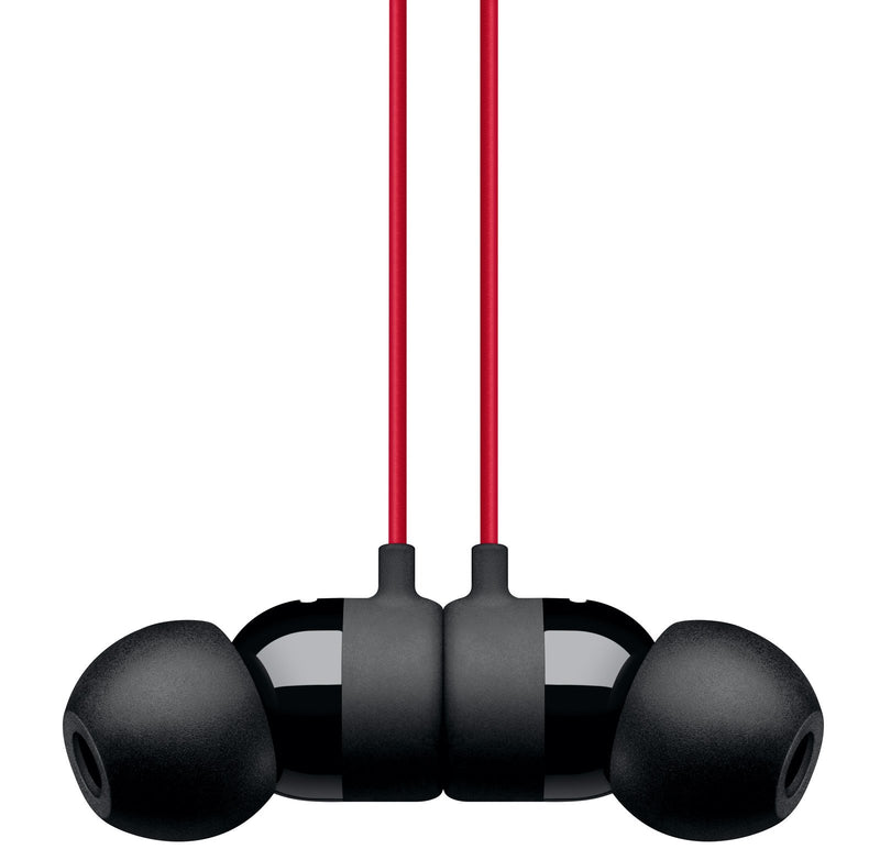 urBeats3 Earphones with 3.5mm Plug - The Beats Decade Collection - Defiant Black-Red