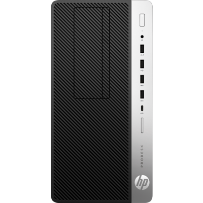 HP 600 ProDesk G5 MT, i5-9500, 8GB, 1TB, W10P64, 3-3-3 (Replaces 4SQ45PA)