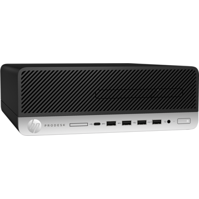 HP 600 ProDesk G5 SFF, i5-9500, 8GB, 1TB + 16GB Optane, W10P64, 3-3-3 (Replaces 4VG25PA)