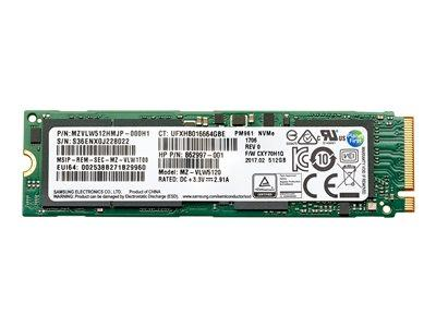 HP 512GB TLC 2.5 SSDrive