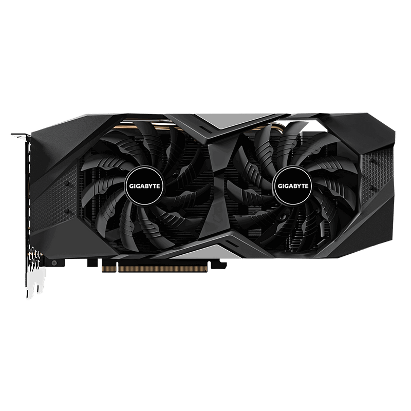 NVIDIA, RTX 2070, WINDFORCE 2X, 1620MHz, 8GB GDDR6, 3xDP, 1xHDMI, ATX, 2xFans, 550W, 3 Years Warranty
