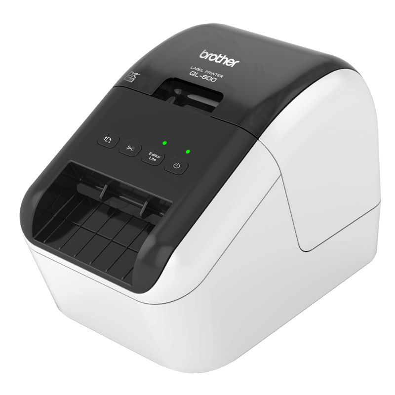 HIGH SPEED PROFESSIONAL PC/MAC LABEL PRINTER / UP TO 62MM WITH BLACK/RED PRINTING