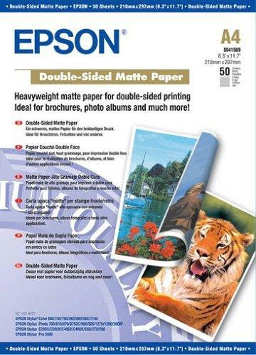 DOUBLE SIDED MATTE PAPER A4 50 SHEETS