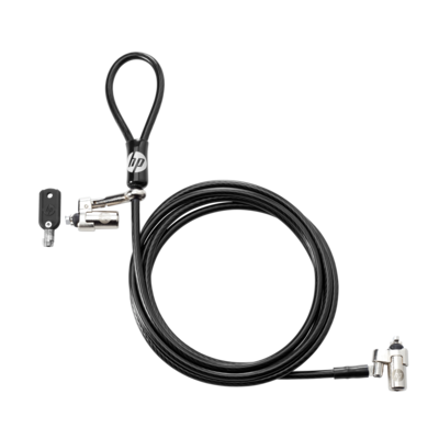 HP Dual Head Master Cable Lock (MOQ 25)