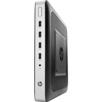 HP t630: AMD GX-420GI 2.0 GHz (upto 2.2 GHz)/ 8 GB/ 128GB/ Embedded APU/ No WiFi/ Serial Port/ VGA/ Win 10 IoT DG WES 7E/