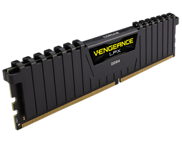 CORSAIR Vengeance LPX 16GB (1x16GB) DDR4 DRAM DIMM 3000MHz C15 memory kit for DDR4 Systems