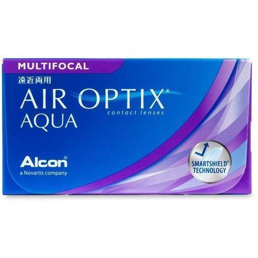 Air Optix Multifocal-Lentes de Contacto-Alcon-Lensxpert México