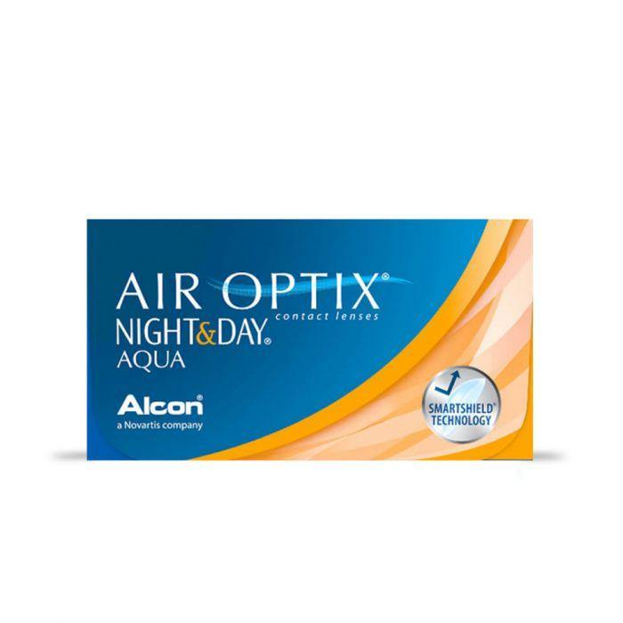 Air Optix Night & Day Aqua-Lentes de Contacto-Alcon-Lensxpert México