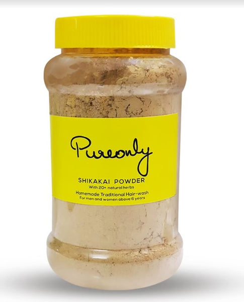 What PureOnly Shikakai Powder can do for you ?