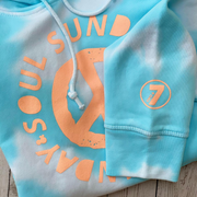 S&S x Two & Seven PEACE Clouds Hoodie