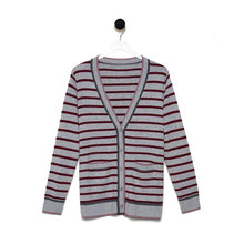 Load image into Gallery viewer, Striped Cardigan (multiple colors available)