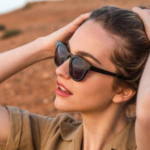 Pendo Sunglasses in Khaki