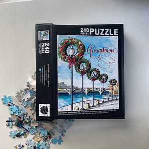 Georgetown Holiday Puzzle