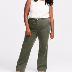 Olive Scout Pant (Sizes 2, 10)