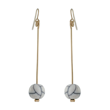 Load image into Gallery viewer, Alta Earrings (Silver & Gold)